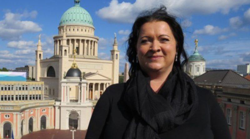 Birgit Bessin, MdL, AfD-Fraktion im Brandenburgischen Landtag, FotoAfD