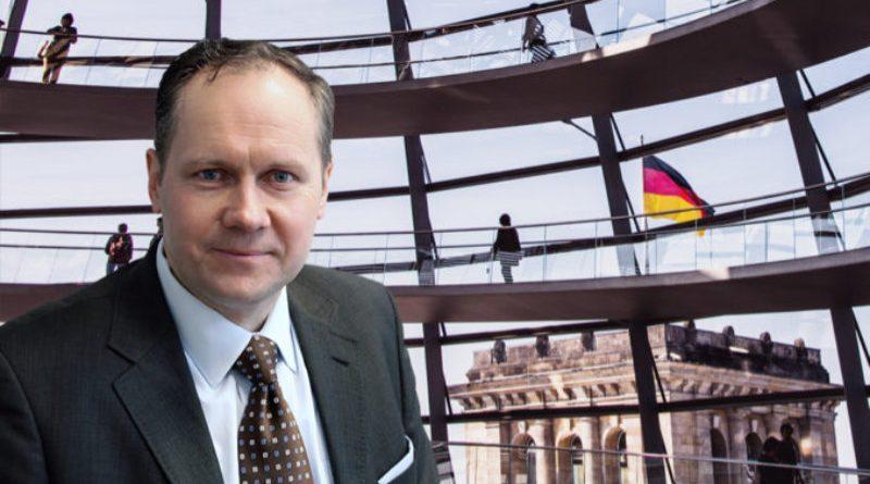 Siegbert Droese, MdB, Abgeordneter der AfD-Bundestagsfraktion aus Sachsen, FotoAfD