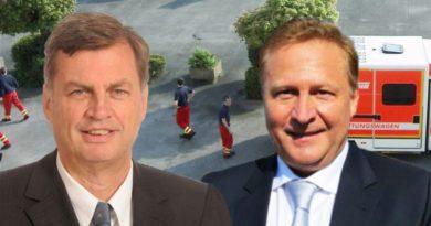 Thomas Jung, MdL, Dr. Rainer van Raemdonck, MdL, AfD-Fraktion im Brandenburgischen Landtag, FotoAfD/Pixabay