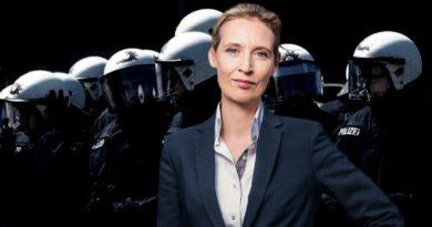 Dr. Alice Weidel, Vorsitzende der AfD-Bundestagsfraktion, FotoAfD/Pixabay_sHH