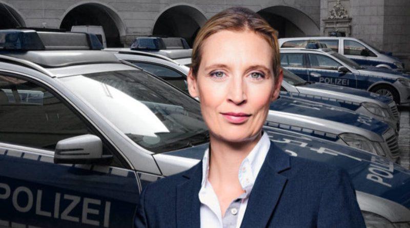 Dr. Alice Weidel, Vorsitzende der AfD-Bundestagsfraktion, FotoAfD/Pixabay_Hans
