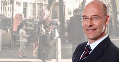 Dr. Alexander Wolf, Vorsitzender der AfD-Fraktion in der Hamburgischen Bürgerschaft, FotoAfD