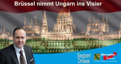 Brüssel nimmt Ungarn ins Visier