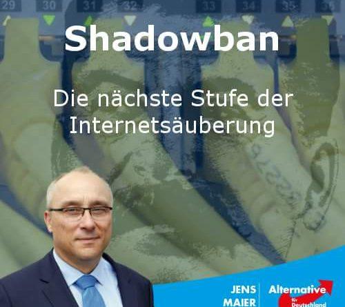 """""""Shadowban"""" – die nächste Stufe der Internetsäuberung"""
