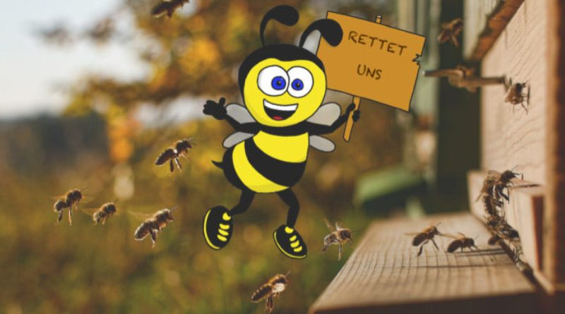 Rettet die heimischen Honigbienen!