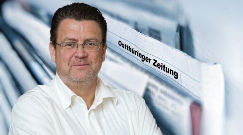 Unterlassungserklärung gegen Ostthüringer Zeitung