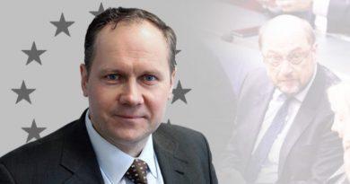 Berlins Regierender Müller will Schulz zum Spitzenkandidaten für EU-Wahlkampf.