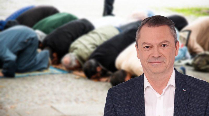Sachsens Betriebe sind keine Moscheen!