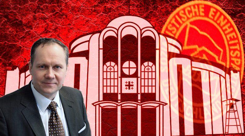 Kirche bläst gemeinsam mit Stasi-Zuträgerin zur Teufelsaustreibung im Netz