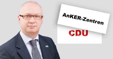 Haselhoff widerspricht Koalitionsvertrag durch Unterstützung der AnKER-Zentren