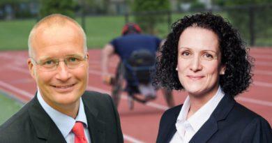 Athleten mit Behinderung stärker finanziell fördern