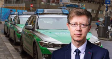 Bayerische Polizei greift künftig mit unverhältnismässigen Befugnissen tief in die bürgerlichen Freiheitsrechte ein.