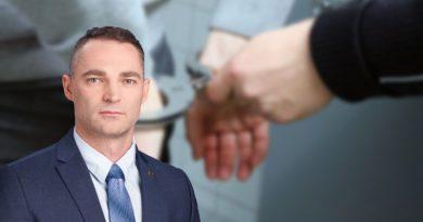 Sicherheitspersonal besser schützen: Abschreckende Strafen ein Muss!