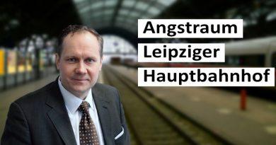 Angstraum Leipziger Hauptbahnhof