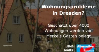 Wohnungsprobleme in Dresden