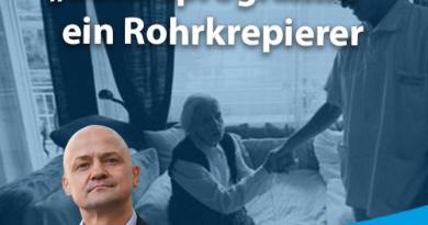 """Pflegenotstand: Spahns """"Sofortprogramm"""" ein Rohrkrepierer"""