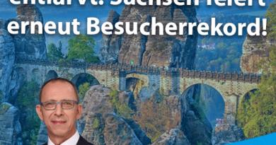 Medien-Hysterie entlarvt: Sachsen feiert erneut Besucherrekord!