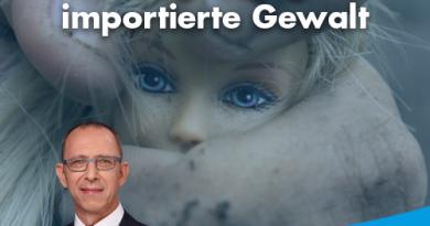 CDU findet keine Lösungen gegen importierte Gewalt