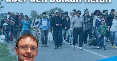 Neue Asylwelle rollt über den Balkan heran