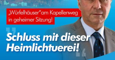 """""""Würfelhäuser"""" am Kapellenweg"""