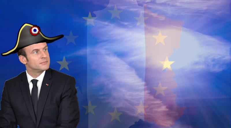 Ein Gespenst geht um in Europa, das Gespenst des Macronismus!