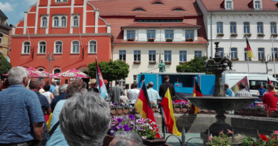 Tag der Patrioten in Pulsnitz
