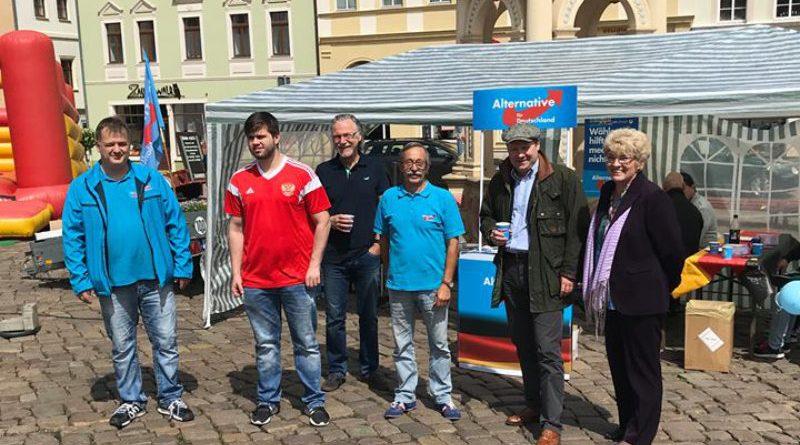 Nordsächsische AfD feierte Familienfest zur Sonnenwende