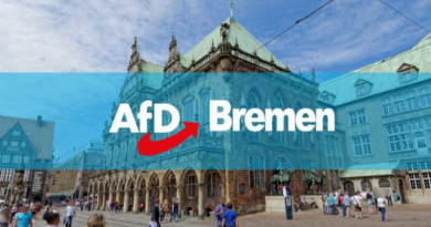 AfD Bremen laut einer Umfrage bei zehn Prozent