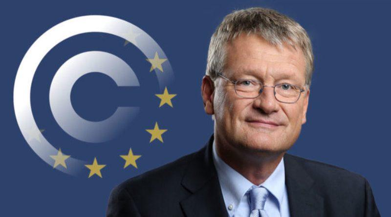 Copyright-Richtlinie ist weiterer Schritt zu mehr Überwachung von Internetnutzern