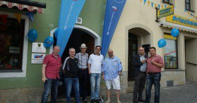 Unser Stand zur Feier 800 Jahre Dippoldiswalde