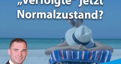"""Heimaturlaub für """"Verfolgte"""" jetzt Normalzustand?"""