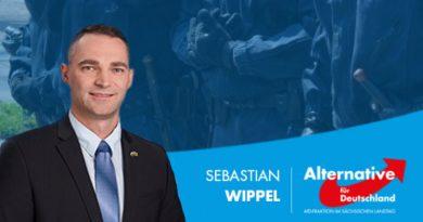 Altparteien lehnen AfD-Gesetzentwurf für Aufstockung von Polizeipersonal ab