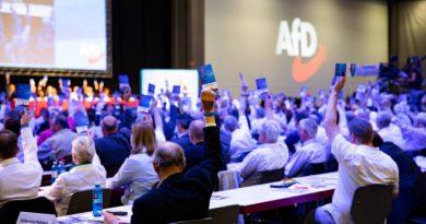 In konzentrierter Arbeitsatmosphäre war der 9. AfD-Bundesparteitag in Augsburg ein voller Erfolg