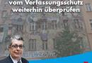"""""""Demokratieprojekten"""" vom Verfassungsschutz weiterhin überprüfen"""