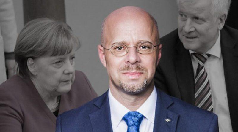Andreas Kalbitz, Bundesvorstand und AfD-Fraktionsvorsitzender Brandenburg, FotoAfD