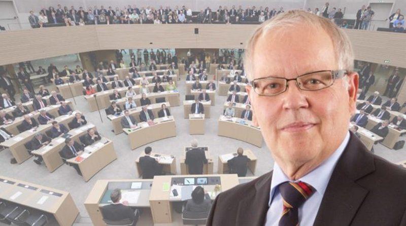 Landtagspräsident sollte offizielle Anlässe nicht zum Angriff auf Andersdenkende mißbrauchen