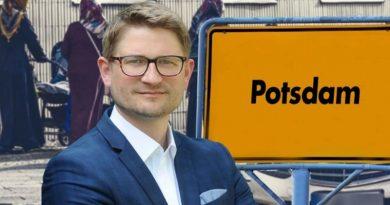 Rene Springer. MdB, Abgeordneter der AfD-Bundestagsfraktion, FotoAfD