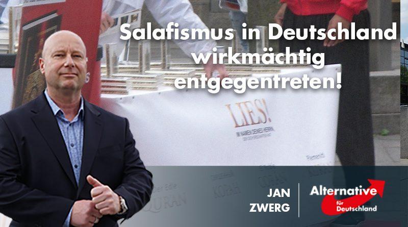 Salafismus in Deutschland wirkmächtig entgegentreten!