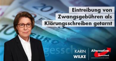 GEZ: Eintreibung von Zwangsgebühren als Klärungsschreiben getarnt