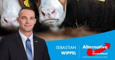 AfD-Fraktion fordert von Polizei und Innenministerium verstärkte Kontrollen von Tiertransporten!