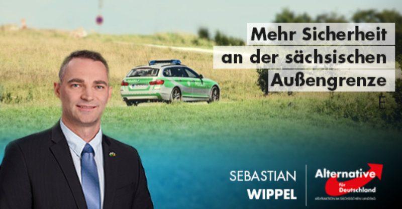 Mehr Sicherheit an der sächsischen Außengrenze