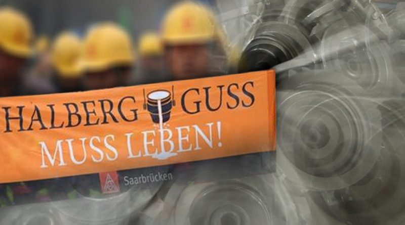 Halberg-Guss darf nicht zum Spielball von Zockern werden