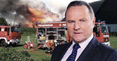 Wenn's brennt, kann nicht jede Feuerwehr Löschen kommen