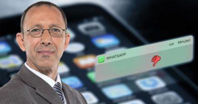 Parteiausschluss für einzelne Mitglieder der AfD-Sachsen wegen geschmackloser 'Whatsapp'-Mitteilungen