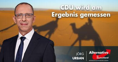 Maghreb-Staaten CDU wird am Ergebnis gemessen