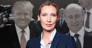 Trumps Zugehen auf Russland ist aus deutscher Sicht zu begrüßen