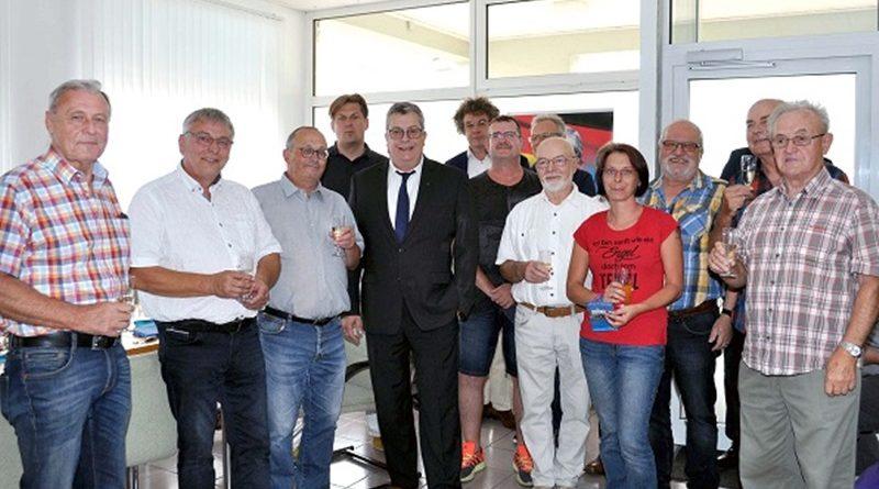 AfD-Bürgerbüro in Riesa eröffnet - MdL Carsten Hütter und Regionalgruppe Riesa in gemeinsamen Räumen Riesa.