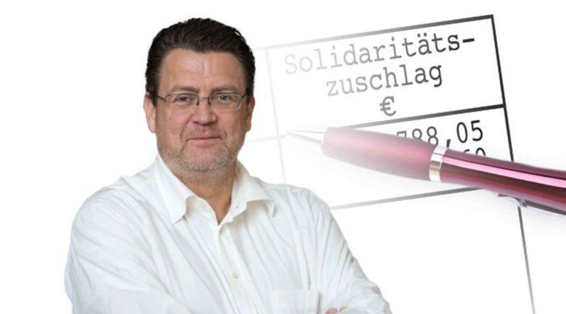 Studie: Wegfall des Solidaritätszuschlags würde BIP um 0,4 Prozent wachsen lassen