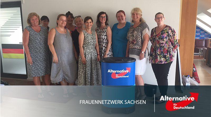 Frauennetzwerk Sachsen Erste Frauenklausur in Leipzig