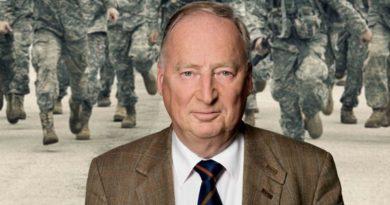 Wer gegen die Wiedereinsetzung der Wehrpflicht ist, schadet Deutschland